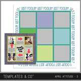 March Mosaics And April Attitudes Mega Bundle