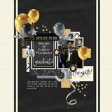 The Best Is Yet To Come - Chalkboard Labels