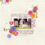Party Time Birthday Scrapbook Bundle