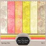 Spring Chic - Set 1