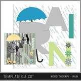 Word Therapy - Rain