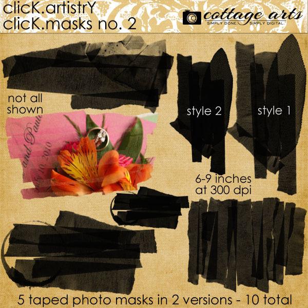 Click.Artistry Click.Masks 2