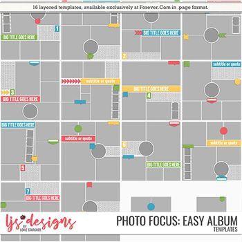 Photo Focus - Easy Album