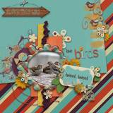 For The Birds - Individual Parts - Photo Masks