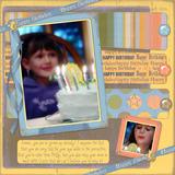 Birthday Bash Page Pak
