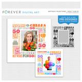 Birthday Milestones - Adult Age 50 Canvas