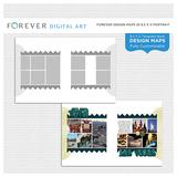 Forever Design Maps 25 8.5x11 Portrait