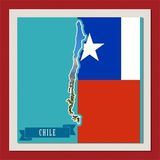 South America Mapped - Chile