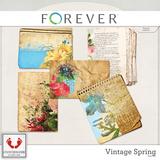 Vintage Spring Jumbo Mega Bundle