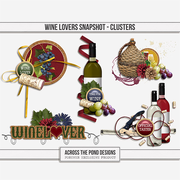 Wine Lovers Snapshot - Clusters