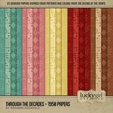 Through The Decades - 1950 Kit