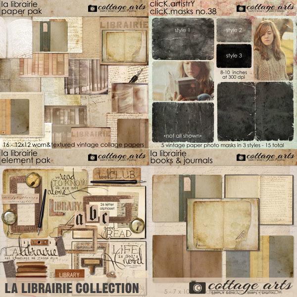 La Librairie Collection