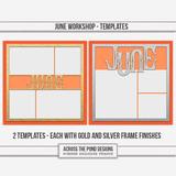 June Workshop - Discounted Bundle