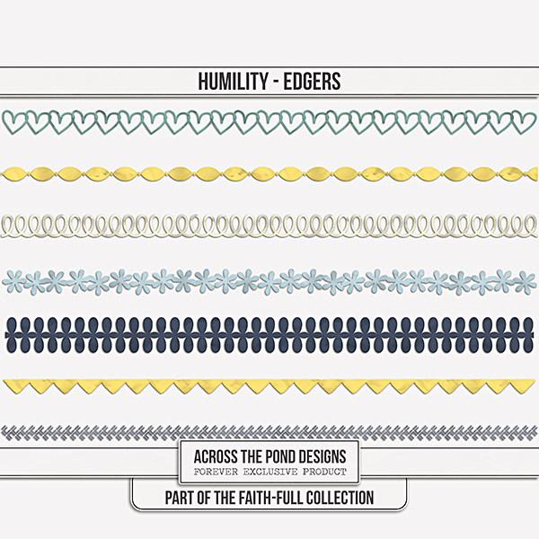 Faithfull Series - Humility - Edgers