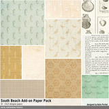 South Beach Add-on Paper Pack