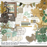 South Beach Element Pack