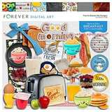 You're Bacon Me Hungry Page Kit