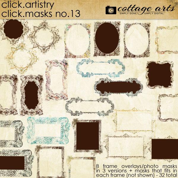 Click.Artistry Click.Masks 13