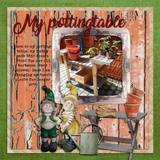 Memory Hoarders Potting Shed Finds - Collection