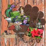 Memory Hoarders Potting Shed Finds - Kit