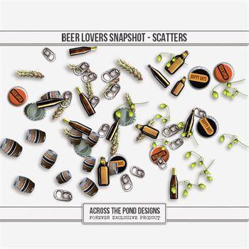 Beer Lovers Snapshot - Scatters