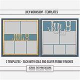 July Workshop - Templates