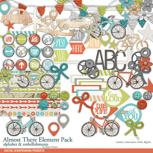 Almost There Element Pack