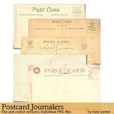 Postcard Journalers