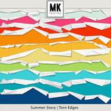 Summer Story - Torn Edges