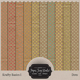 Krafty Basics I - Dots
