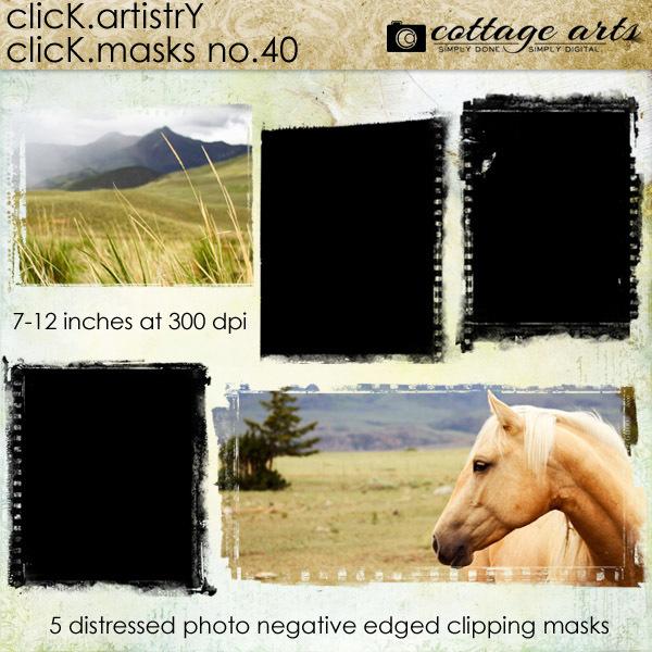 Click.artistry Click.masks 40