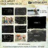 Click.artistry Click.masks 31