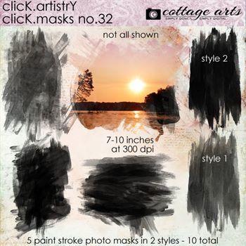 Click.artistry Click.masks 32