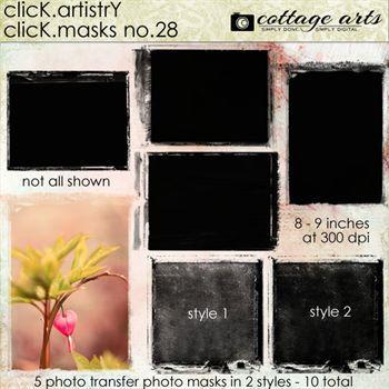 Click.artistry Click.masks 28