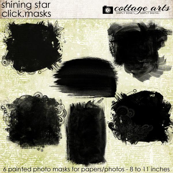 Shining Star Click.masks
