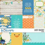 Just Ducky - Cards