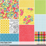 Josie Scrapbooking Bundle