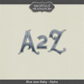 Blue Jean Baby Alpha