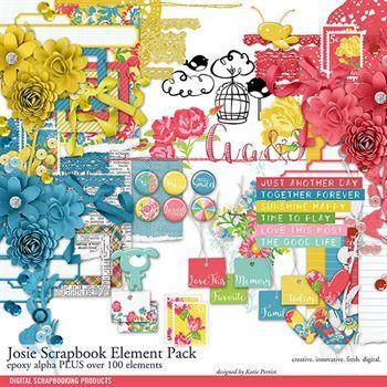 Josie Element Pack