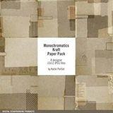 Monochromatics Kraft Paper Pack