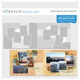 Forever Design Maps 26 11x8.5