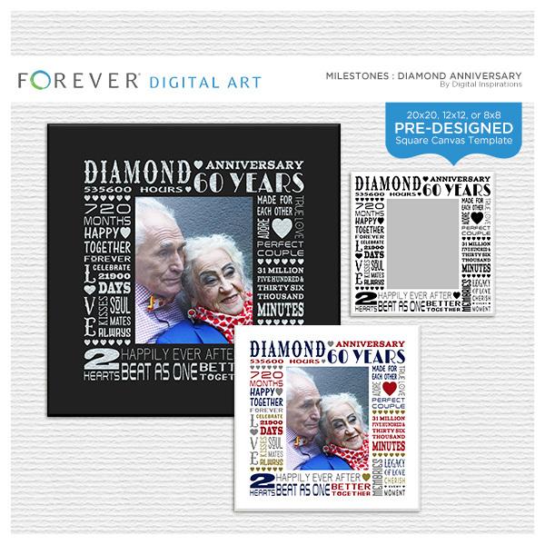 Milestones - Diamond Anniversary