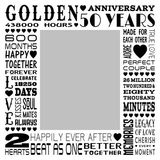 Milestones - Gold Anniversary