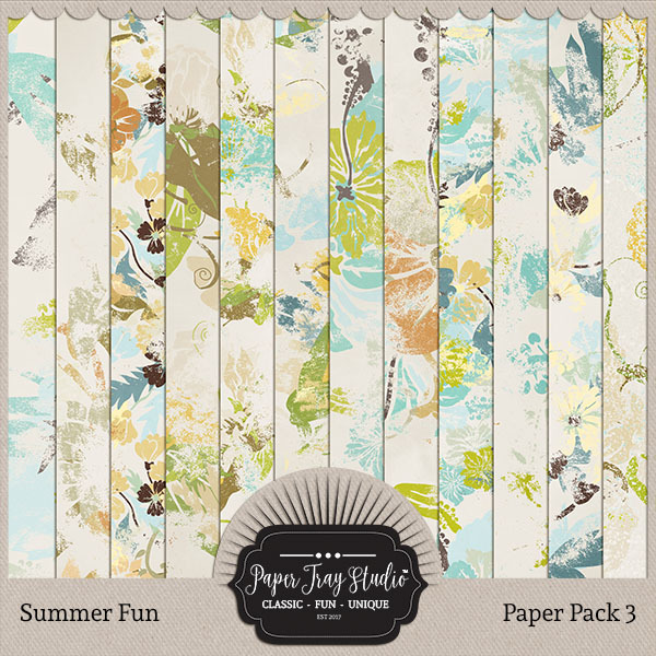 Summer Fun - Set 3