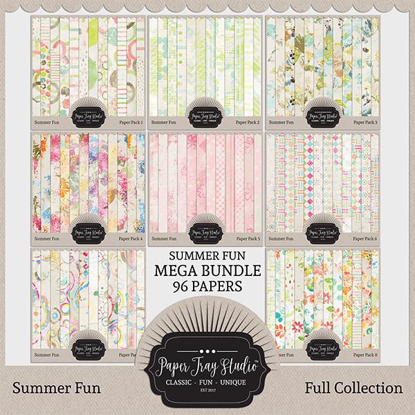 Summer Fun - Sets 1-8