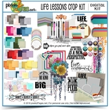 Life Lessons Crop Kit