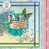 Faithfull Series - Faith Page Kit