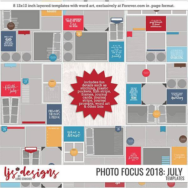 Photo Focus 2018 - July