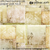 Stitched Botanicals Collection