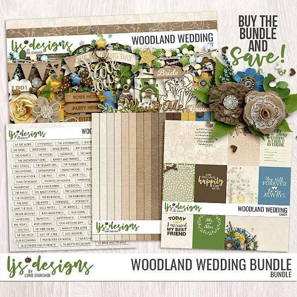 Woodland Wedding Bundle